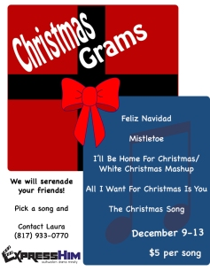 christmas grams